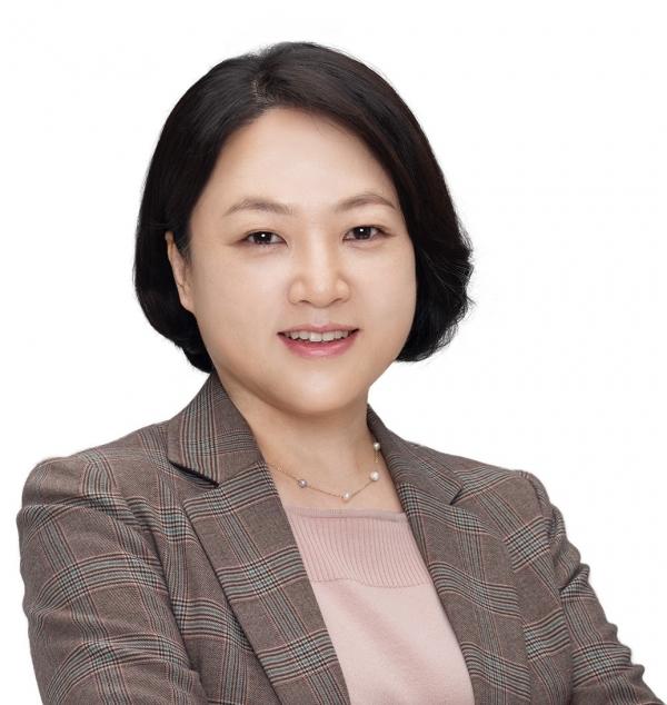 사진. 김소은 한국오가논 신임 대표